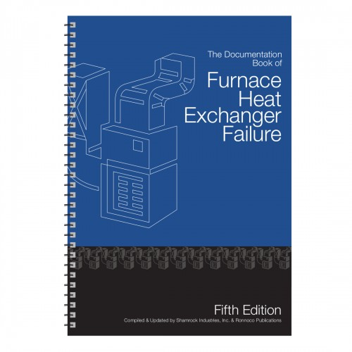 Documentation Book Furnace Heat Exchanger Failure
