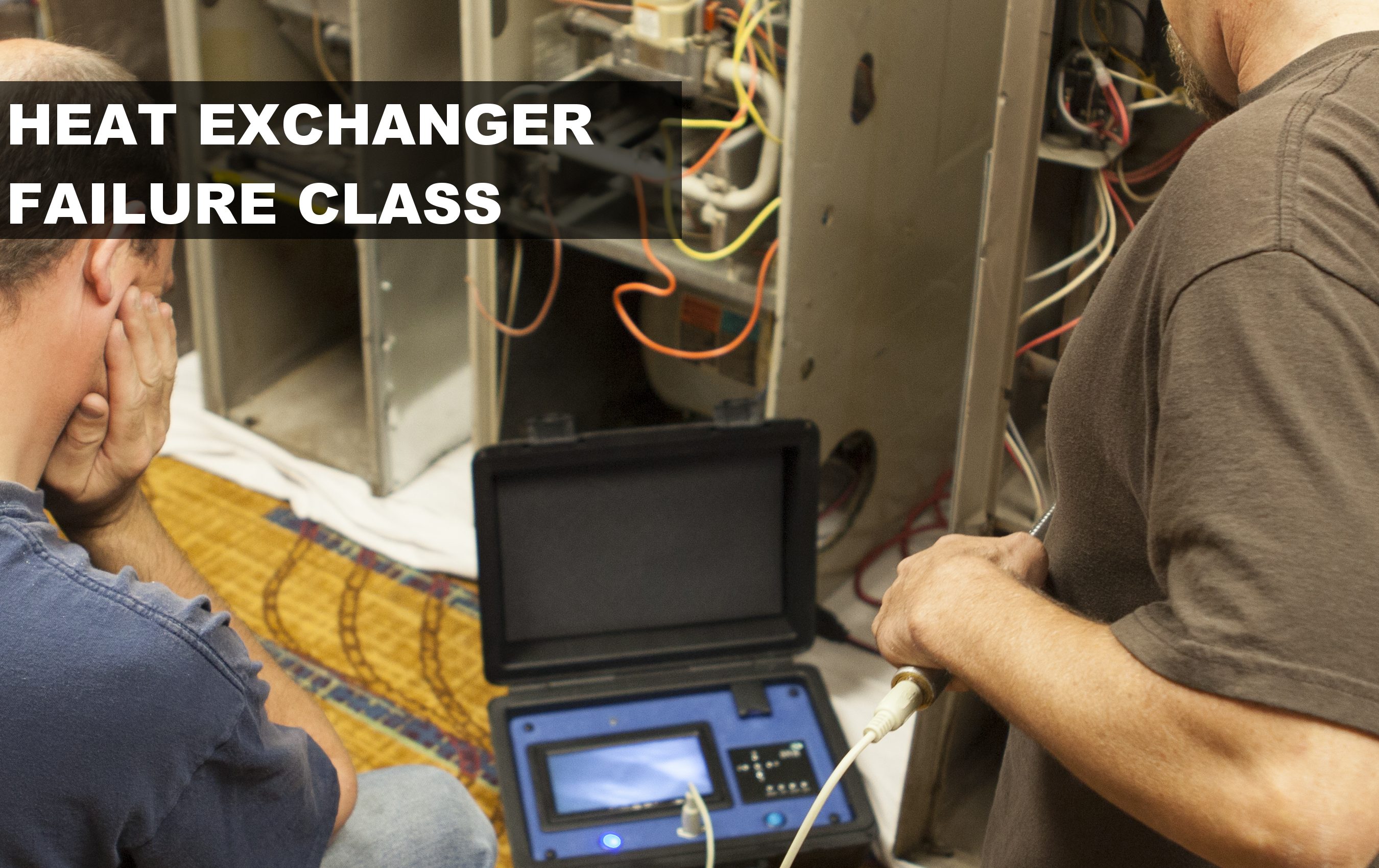 HEAT EXCHANGER FAILURE CLASS